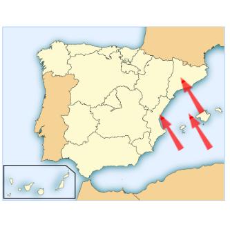 Vientos de España